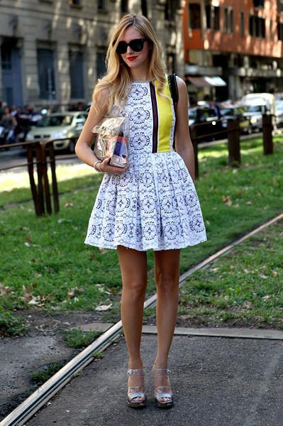 Milan Fashion Week: Уличный стиль, день 1. Изображение № 16.
