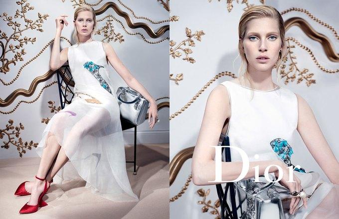 Вилли Вандерперре снял новую кампанию Dior. Изображение № 3.