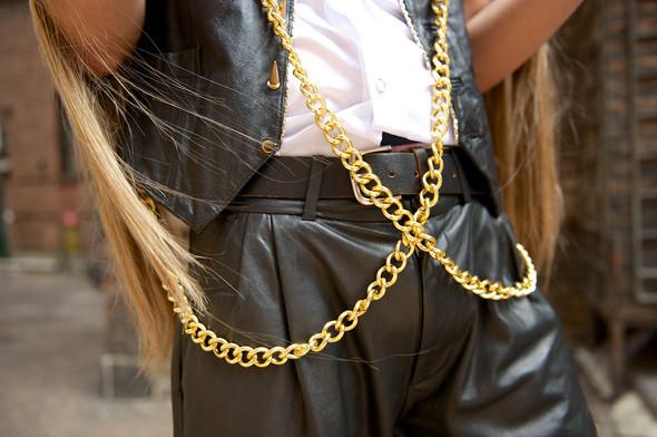 Стрит-стайл: Неделя мужской моды в Милане. Изображение № 16.