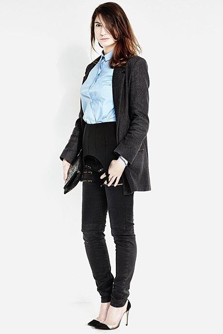 Старший редактор  моды Elle  Рената Харькова  о любимых нарядах. Изображение № 37.