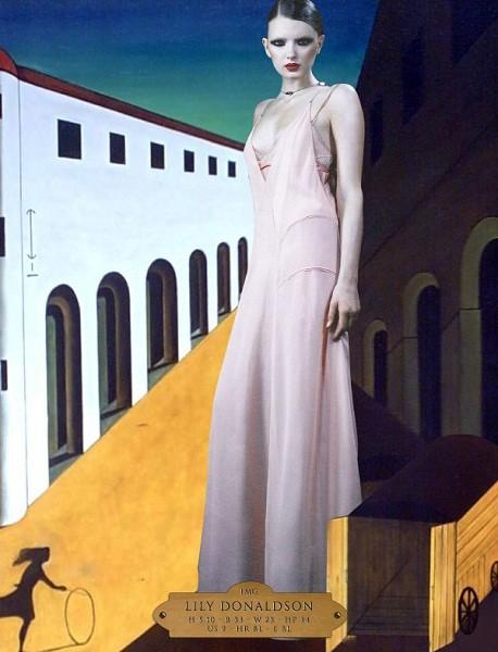 Композитки пяти модельных агентств к Нью-Йоркской неделе моды. Изображение № 73.