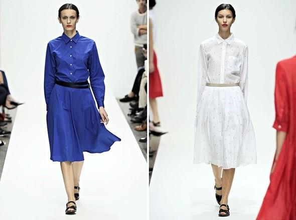 Показы на London Fashion Week SS 2012: День 3. Изображение № 20.