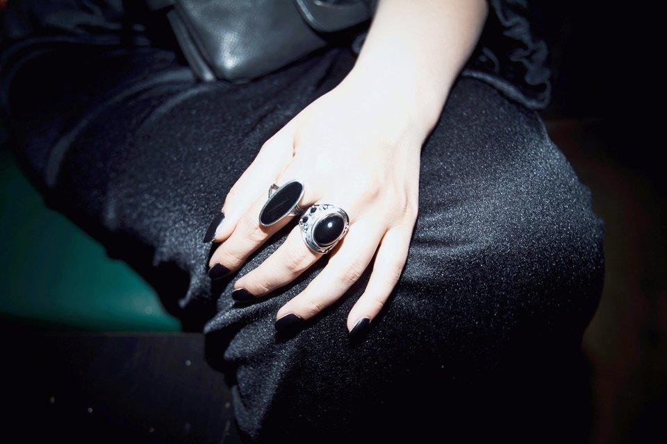 Черное на черном:  Вечеринка  Discipline. Изображение № 5.