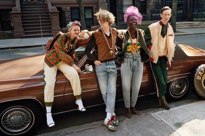 Gucci показали коллаб с дизайнером Дэппер Дэном. Изображение № 1.