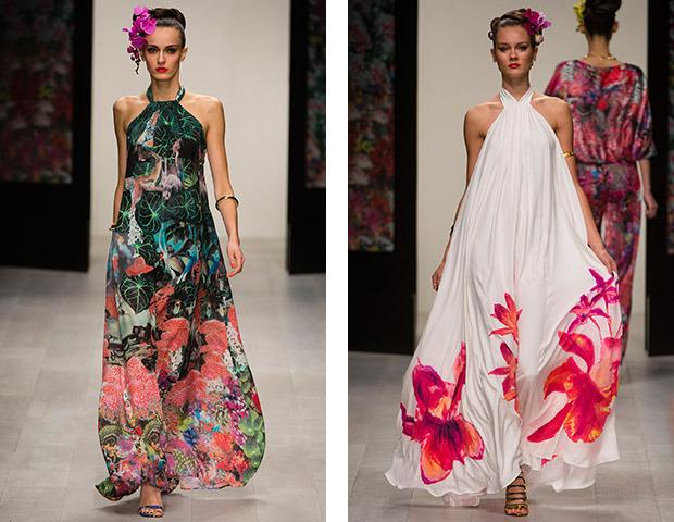 Неделя моды в Лондоне: Показы Issa, Holly Fulton, House of Holland, John Rocha и Moschino. Изображение № 3.