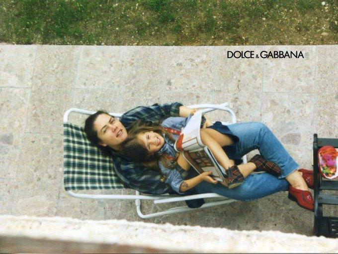 Dolce & Gabbana запустили проект, пропагандирующий семейные ценности. Изображение № 3.