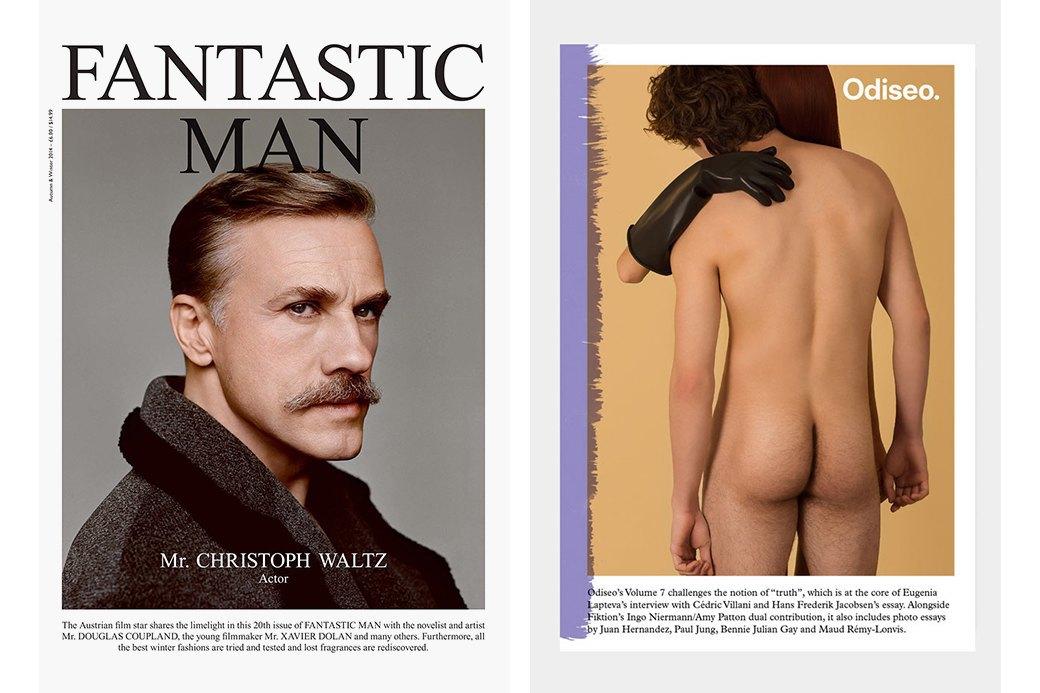 Стандарты красоты: Как меняются представления о мужской внешности. Изображение № 8.