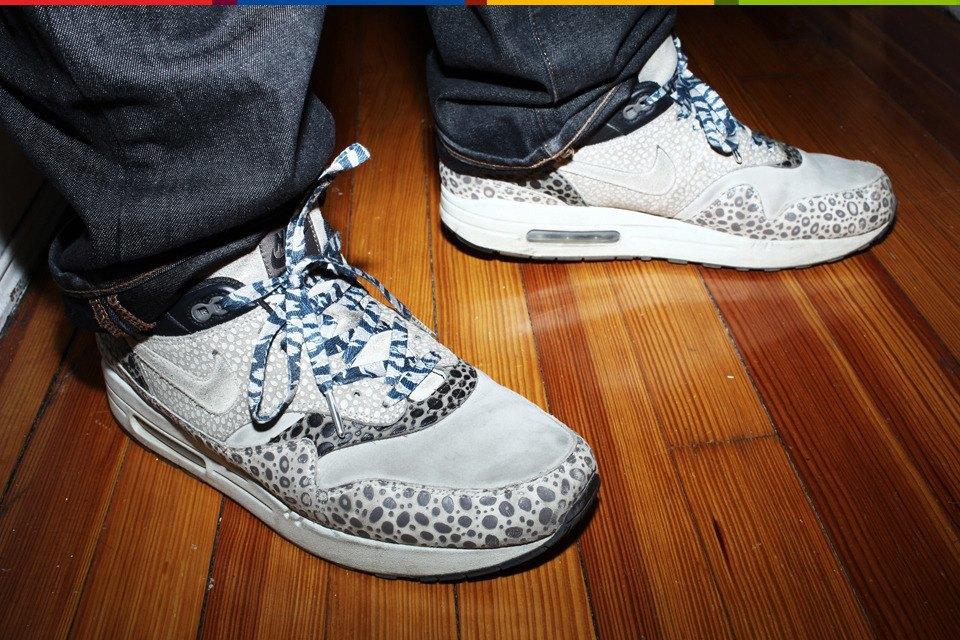 Сникерхед из Нью-Йорка: Крис Грейвс о своей коллекции кроссовок. Изображение № 7.