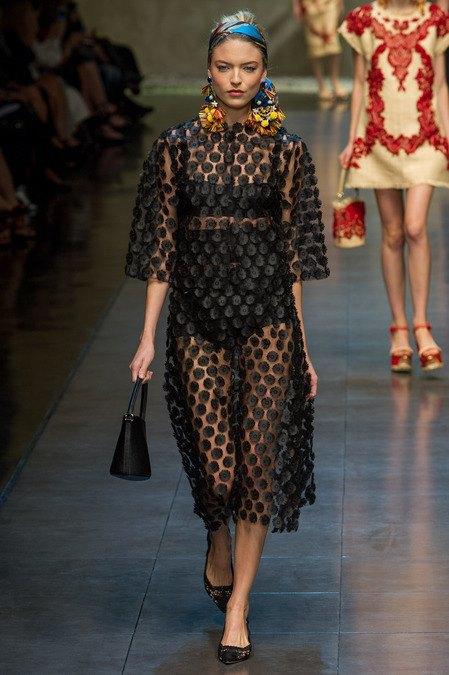 Dolce & Gabbana SS 2013 . Изображение № 14.
