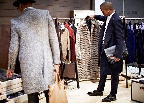 Кто и как формирует мужской вкус в одежде. Изображение № 3.