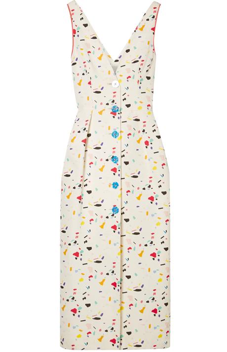 Скорее бы лето: 12 чайных платьев от простых до роскошных. Изображение № 6.