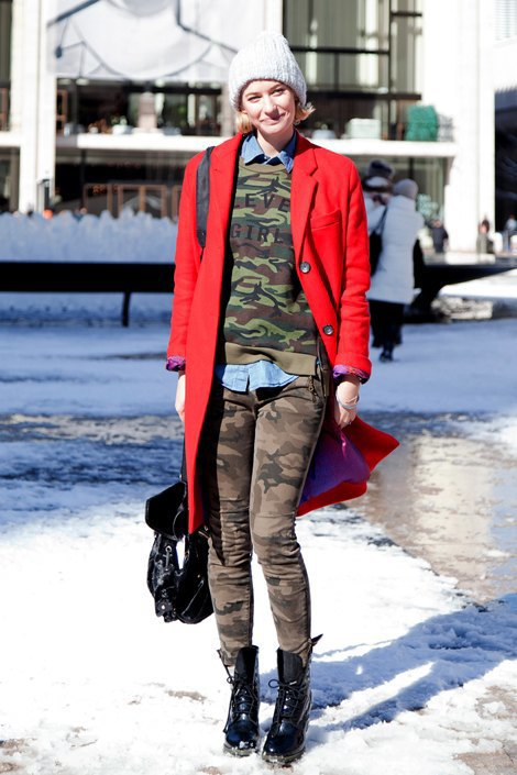 Неделя моды в Нью-Йорке,  часть II. Изображение № 31.