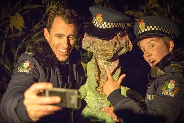 «Wellington Paranormal»: Спин-офф «Реальных упырей» о полиции и нечисти. Изображение № 4.