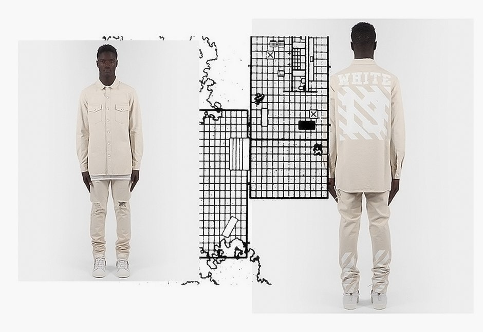 Off-White c/o Virgil Abloh: Марка стилиста Канье Уэста. Изображение № 3.