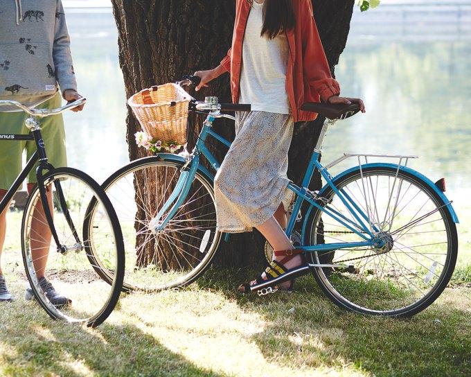 Kixbox и City Cycle выпустили второй совместный лукбук. Изображение № 2.