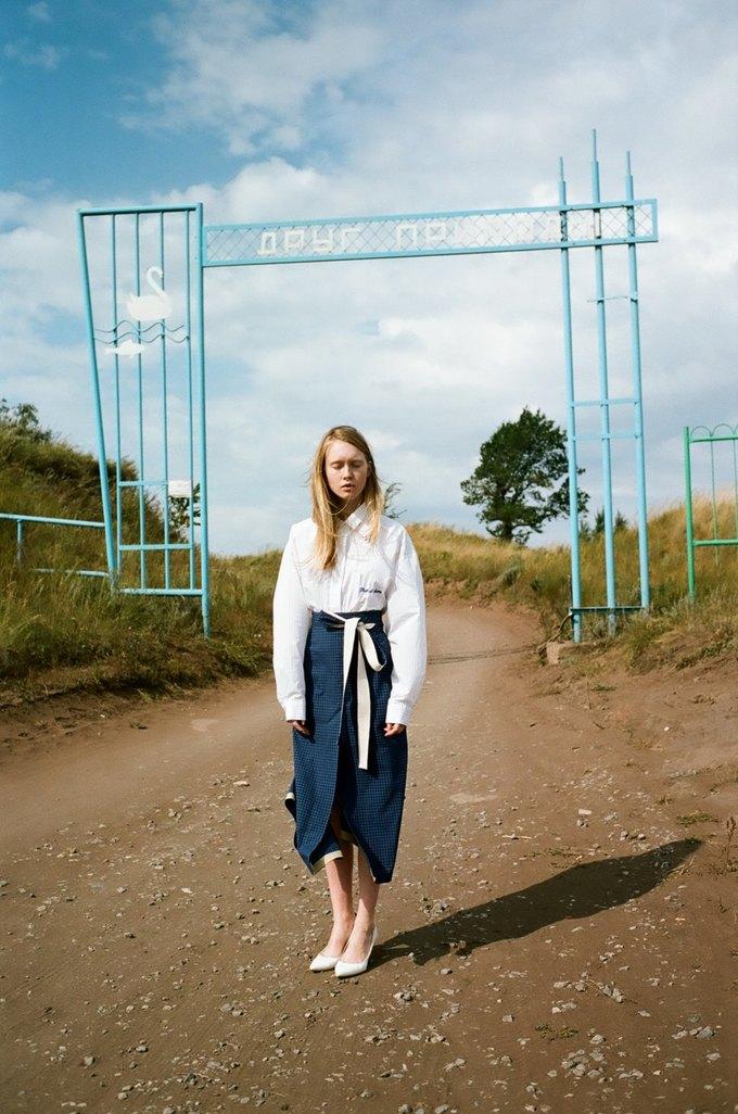 Уфимские пейзажи в новом лукбуке Walk of Shame. Изображение № 12.