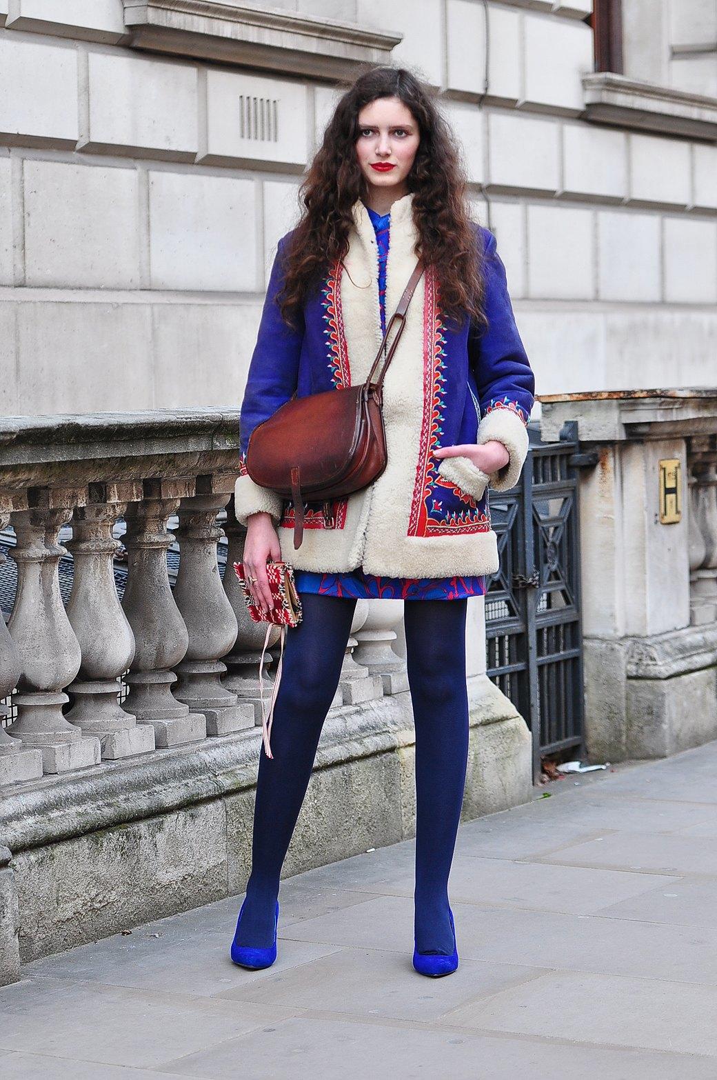 Неделя моды в Лондоне,  часть II. Изображение № 25.