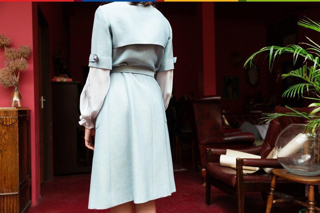 Психоделия: Дизайнер обуви Джорджи Би и ее коллекция винтажа. Изображение № 3.