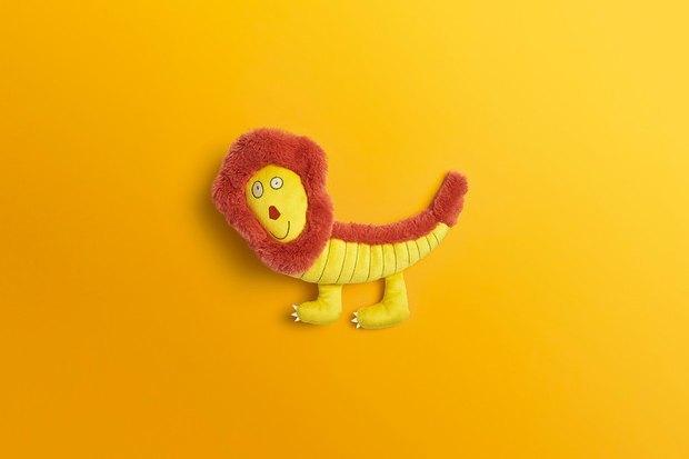 Новая коллекция игрушек IKEA по мотивам детских рисунков. Изображение № 6.