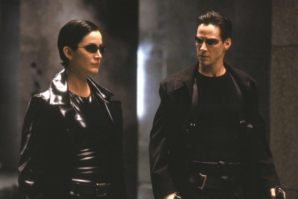 Узкие очки: Элегантный тренд из 90-х — не только для шпионов. Изображение № 1.