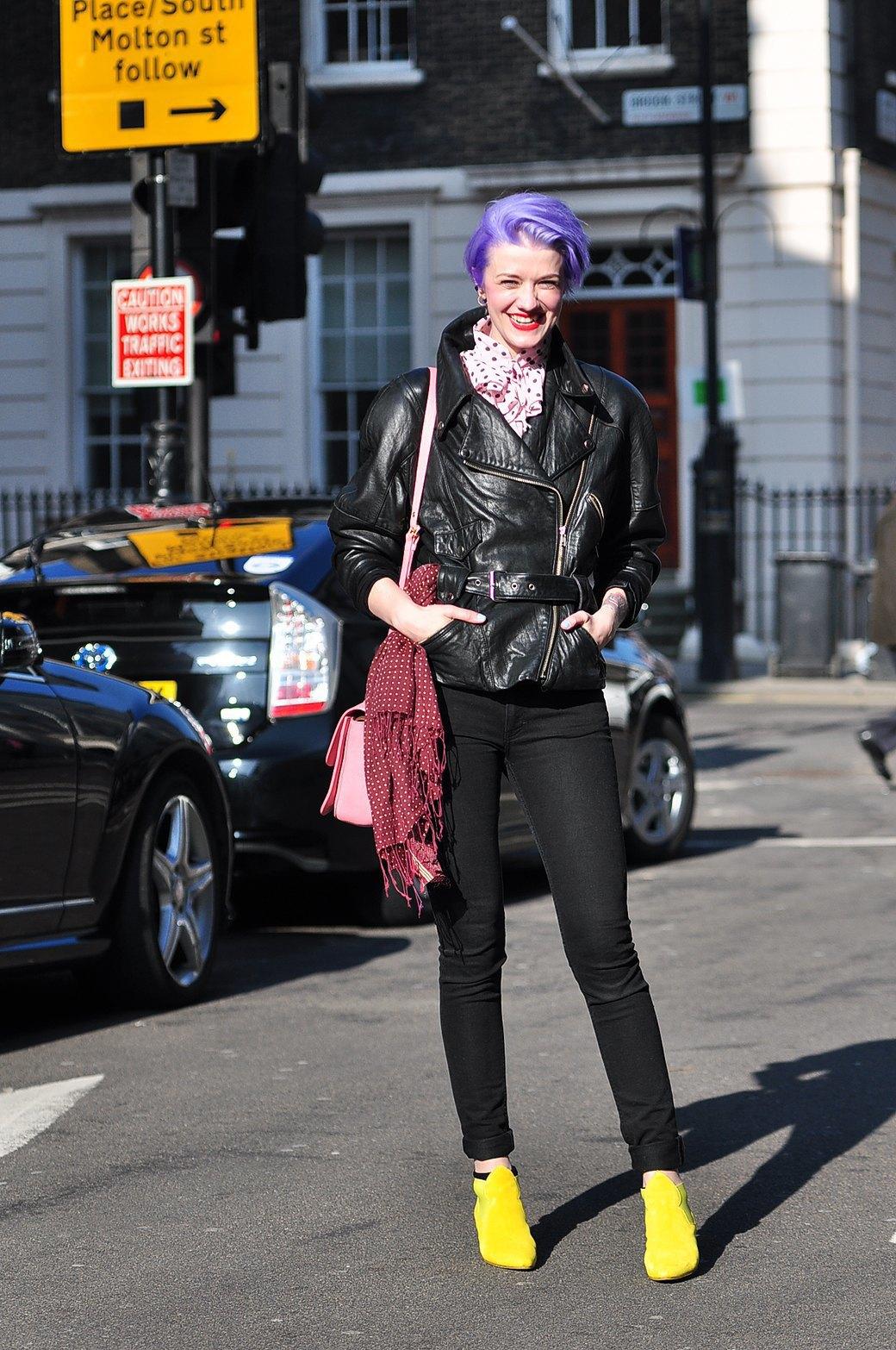 Неделя моды в Лондоне,  часть II. Изображение № 21.