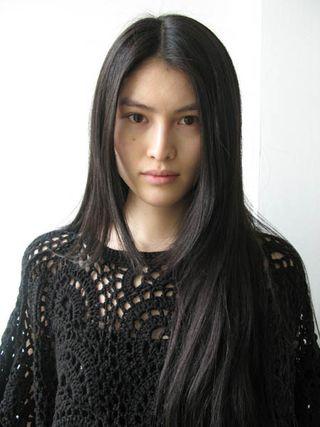 азиатские модели фото