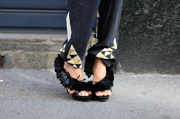 Детали: Milan Fashion Week. Изображение № 34.