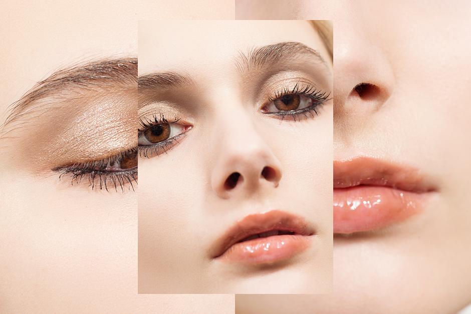 Монохромный макияж: 5 эффектных образов . Изображение № 3.