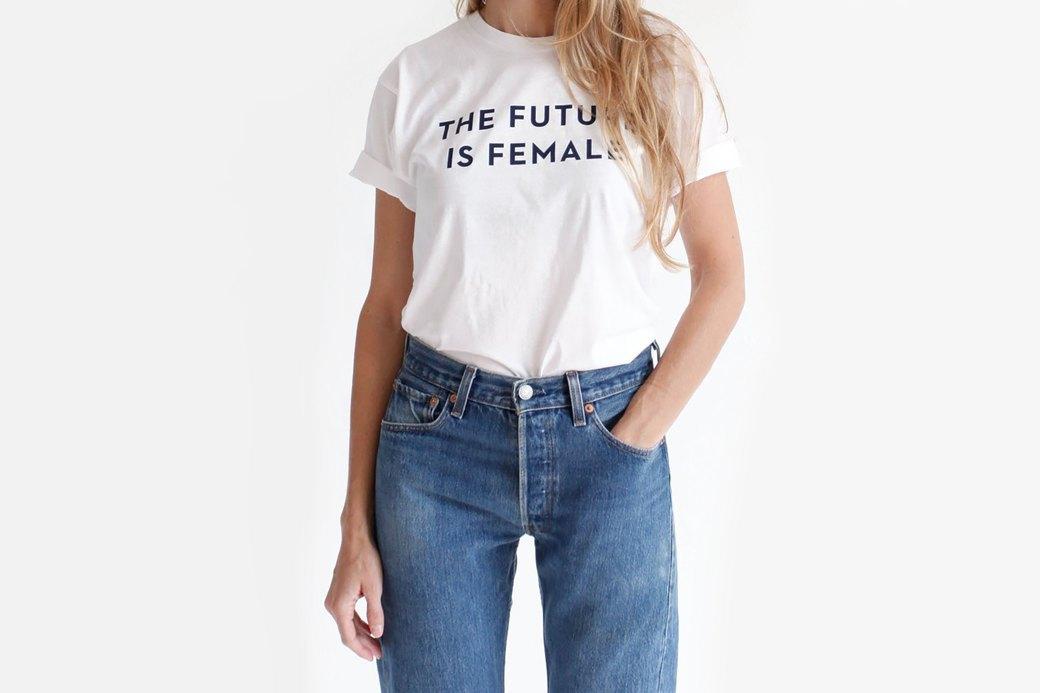 Будь смелым: Почему лозунги на одежде так хорошо продаются. Изображение № 1.