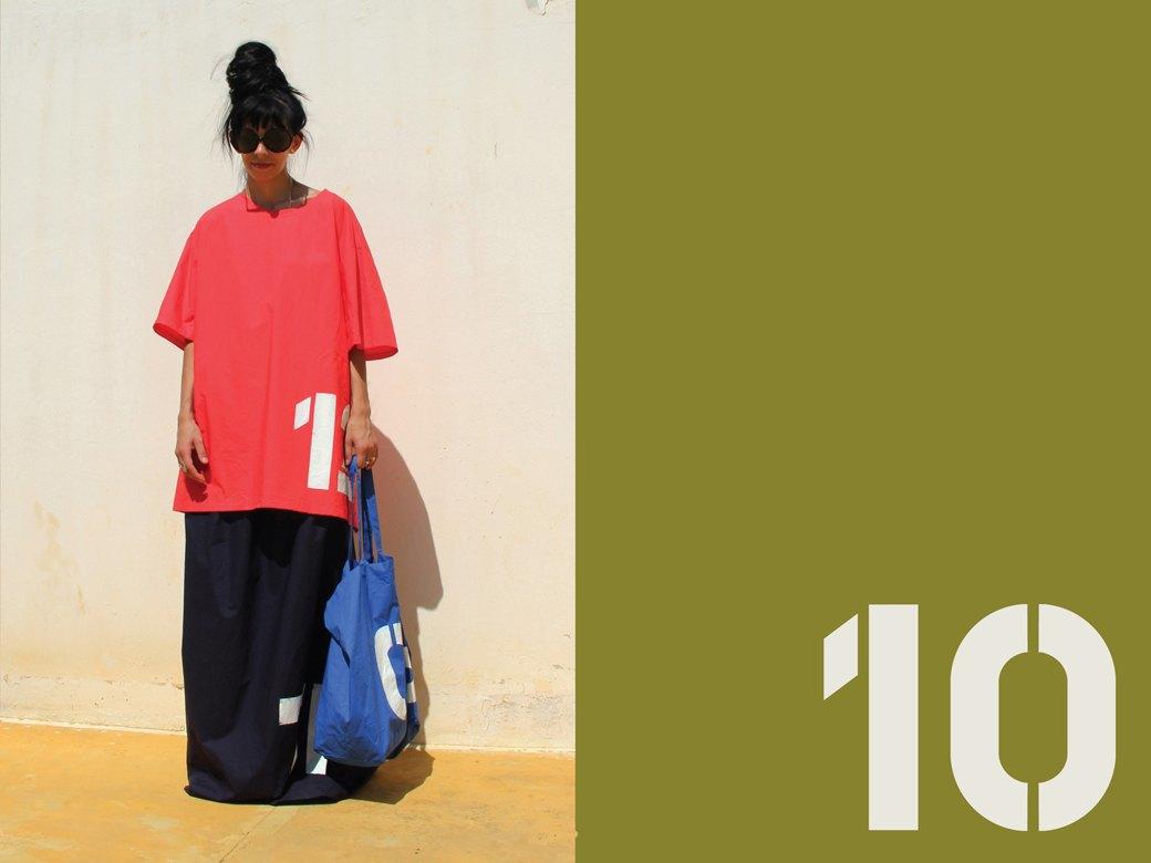 34-я, весенне-летняя коллекция Nina Donis. Изображение № 14.