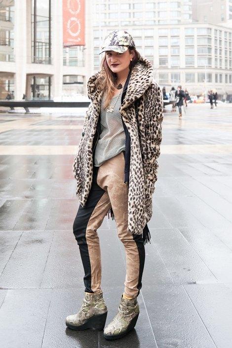 Неделя моды в Нью-Йорке,  часть II. Изображение № 16.