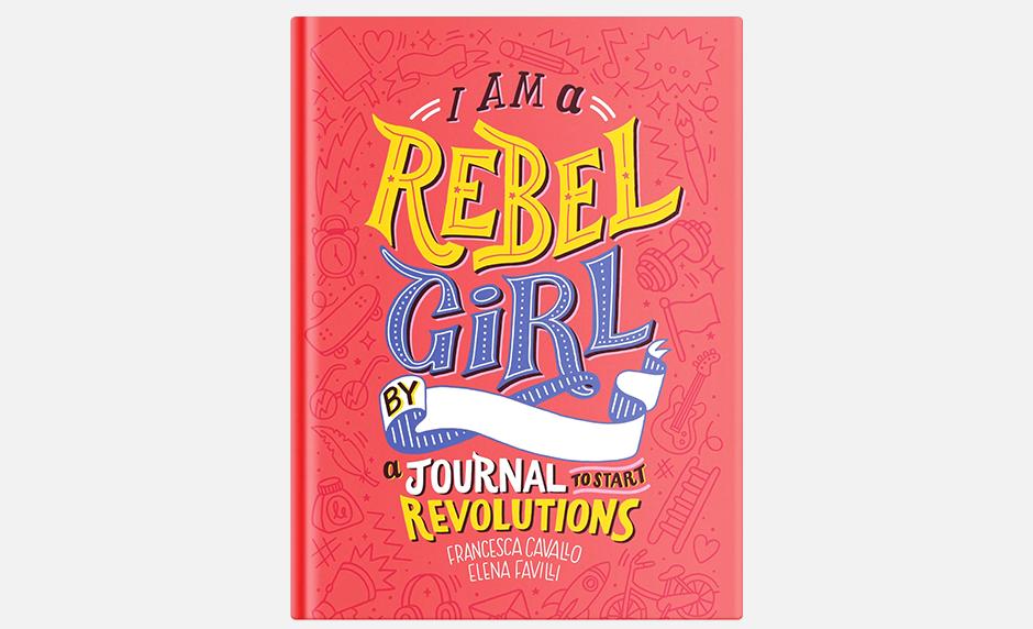 Дневник для юных бунтарок «IAm aRebel Girl». Изображение № 1.