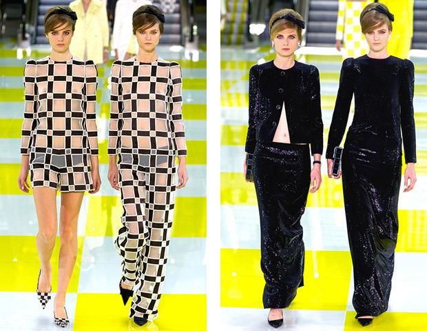 Парижская неделя моды: Показы Louis Vuitton, Miu Miu, Elie Saab. Изображение № 3.
