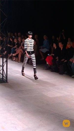 Прямой репортаж  с Paris Fashion Week:  День 2. Изображение № 9.
