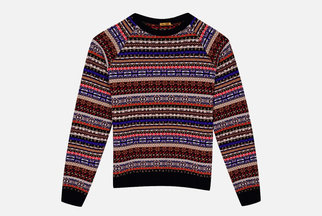 10 рождественских свитеров для себя  или в подарок. Изображение № 4.