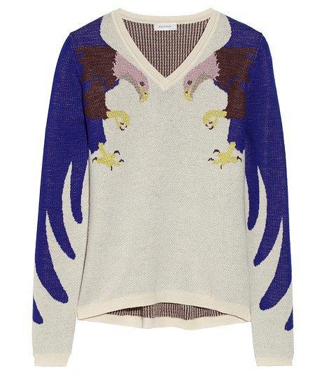 10 красивых и теплых свитеров в подарок. Изображение № 2.