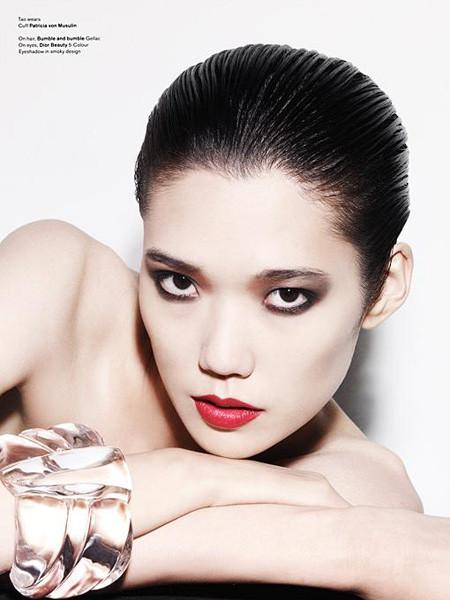 10 успешных моделей из Азии. Изображение № 45.