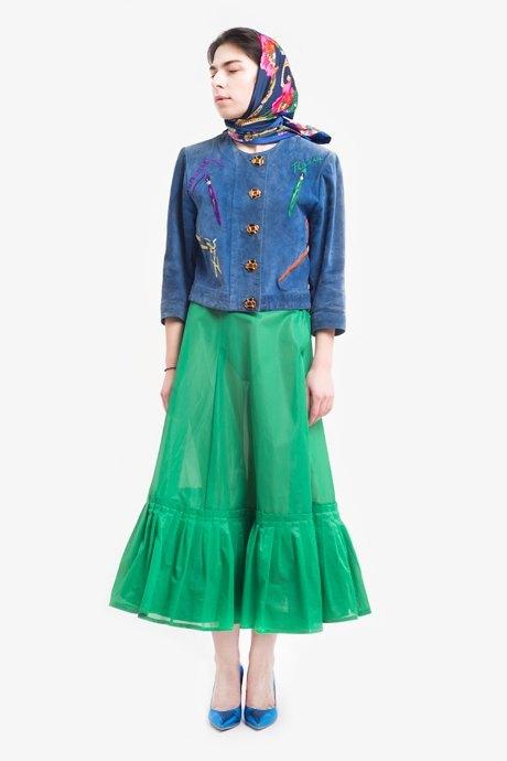 Создательница салона винтажа Наталина Бонапарт о любимых нарядах. Изображение № 8.