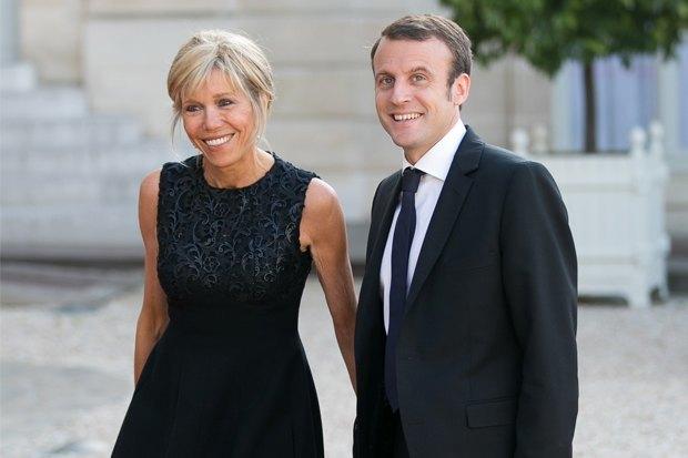 Брижит Макрон — что мы знаем о вероятной первой леди Франции. Изображение № 2.