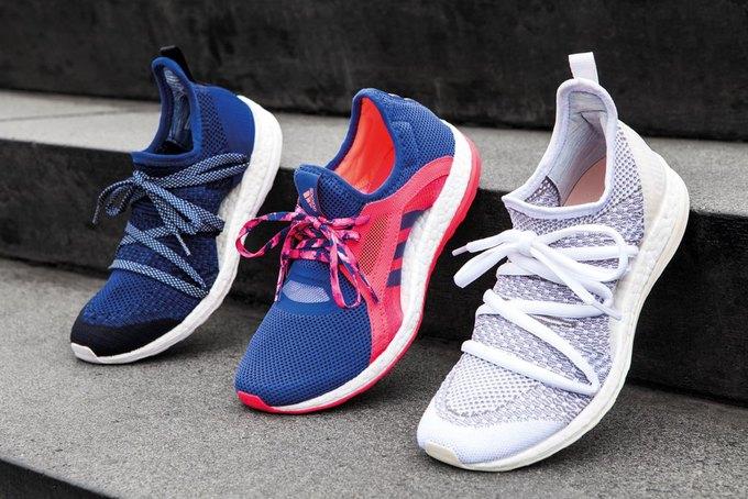 adidas выпустят беговые кроссовки, разработанные специально для женщин. Изображение № 1.