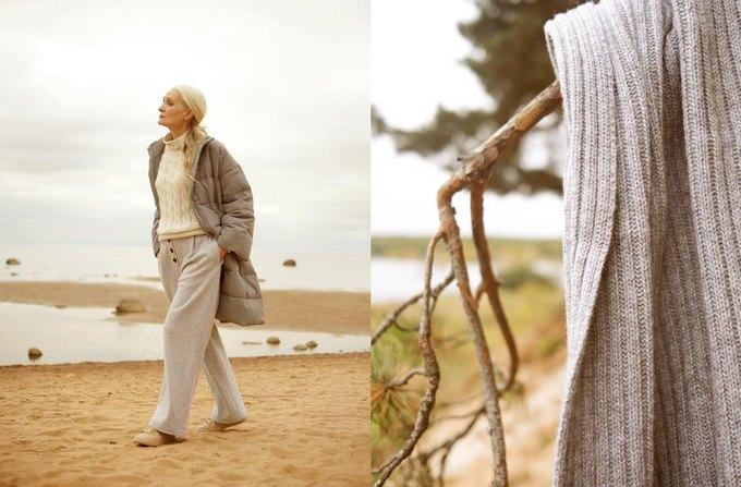 62-летняя модель Oldushka снялась в лукбуке 12Storeez. Изображение № 9.