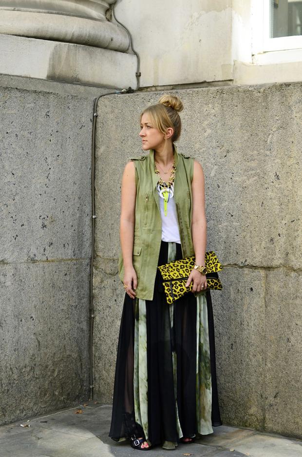 Streetstyle: Неделя моды в Лондоне, часть 2. Изображение № 14.