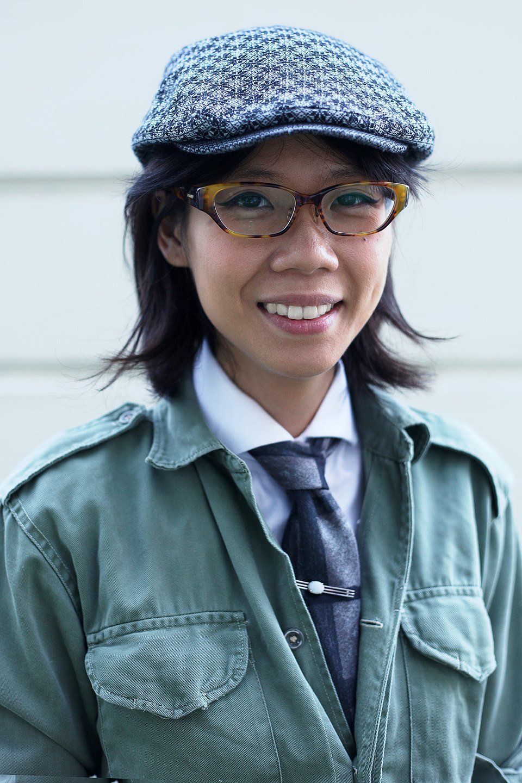 Гардероб: Джени Кай,  директор моды Esquire Singapore . Изображение № 14.