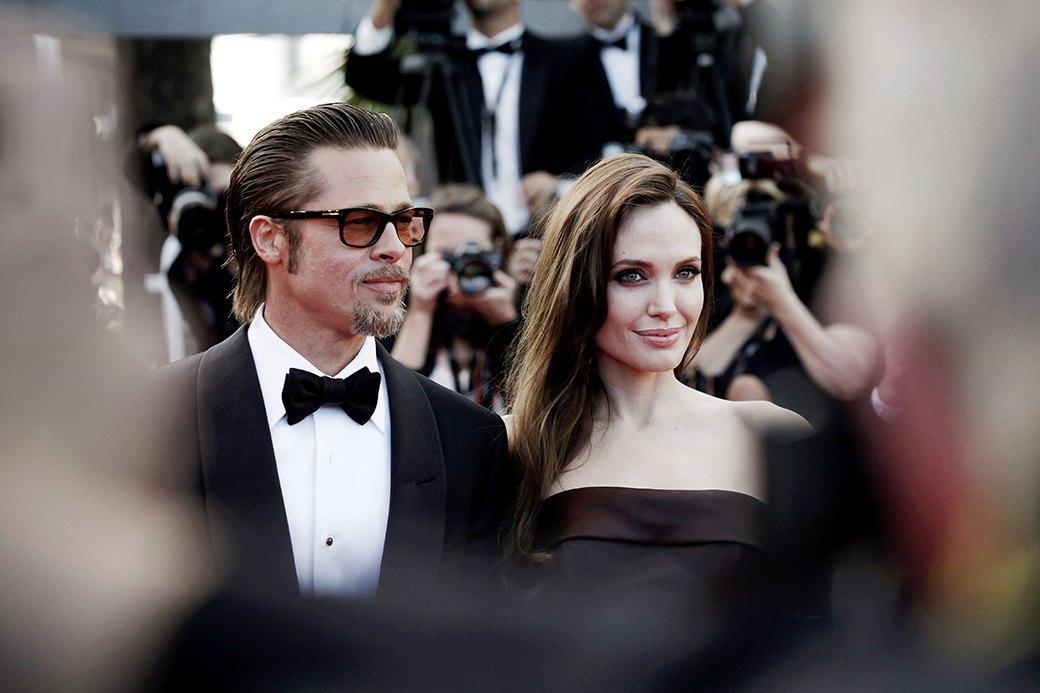 Анджелина Джоли как жертва голливудского лицемерия. Изображение № 1.