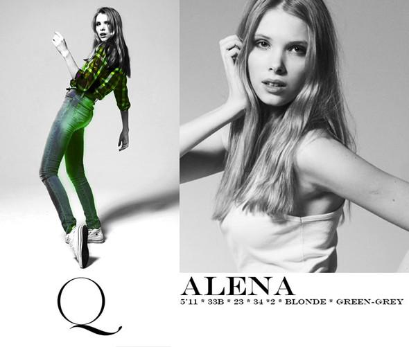 Композитки пяти модельных агентств к Нью-Йоркской неделе моды. Изображение № 13.