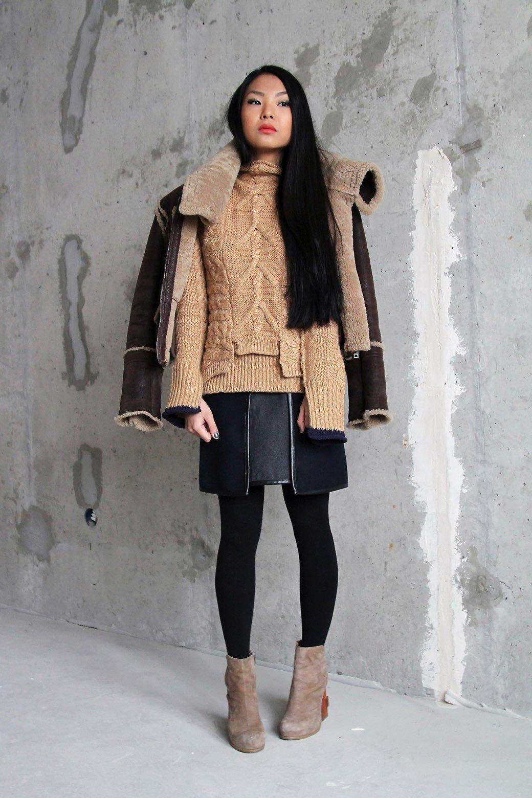Ульяна Ким, PR-директор Aurora Fashion Week и блогер. Изображение № 10.