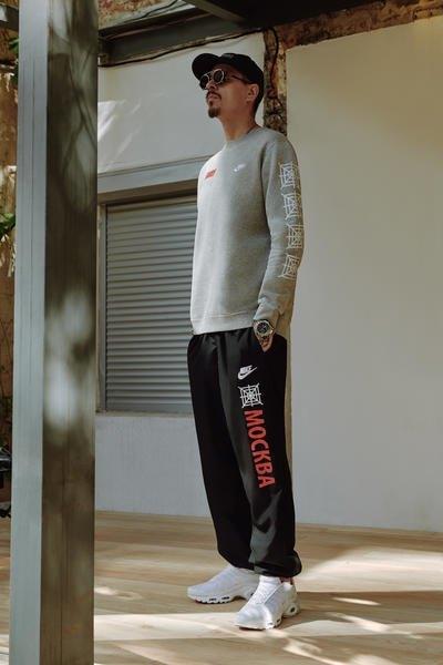 Nike сделали первую коллекцию с российскими дизайнерами. Изображение № 5.