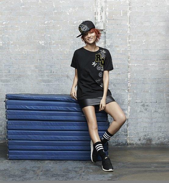 Опубликован лукбук коллекции Риты Оры для adidas Originals. Изображение № 3.