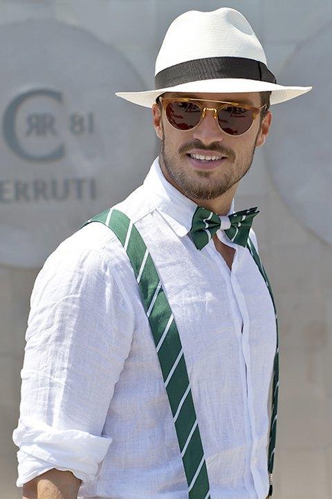 Стритстайл: Красивые мужчины на Pitti Uomo. Изображение № 2.