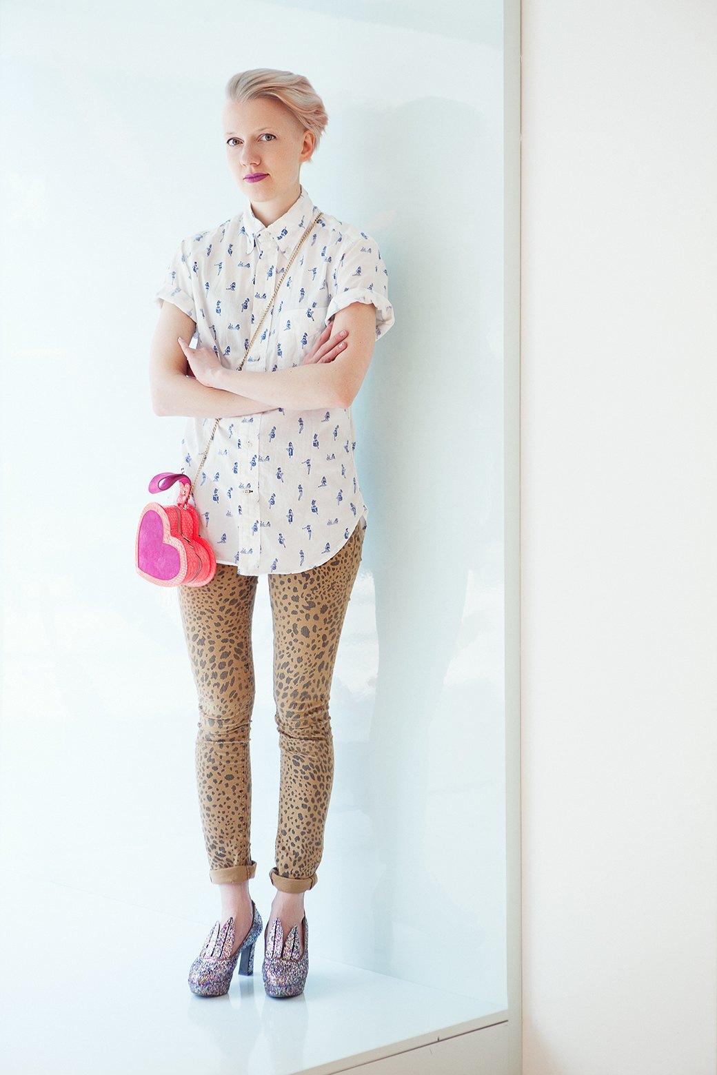 Фэшн-дизайнер Енни Алава  о любимых нарядах. Изображение № 33.